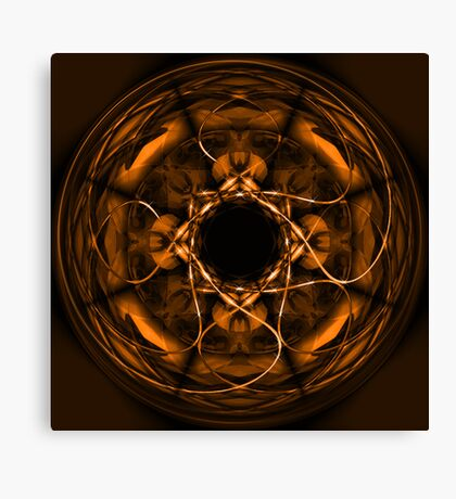 Time Tendrils Canvas Print