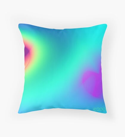Rabbie Inspired Throw Pillow