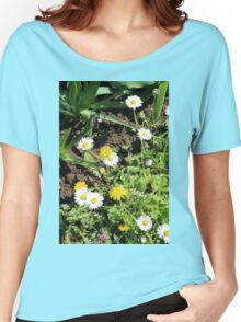 A Wild Patch Women's Relaxed Fit T-Shirt