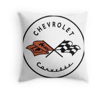 Corvette C1 Throw Pillow
