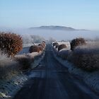 Frosty Road by Adamdabs