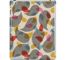 almost paisley, almost lace iPad Case/Skin