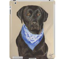 Max the Labrador  iPad Case/Skin