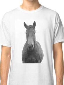 """Charley on a foggy morn"" Classic T-Shirt"