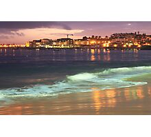 Cascais Bay Photographic Print