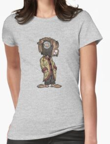 the guinea pig murders 4: professor wimbly... Womens Fitted T-Shirt