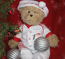 Merry Christmas from Peter Bear by L J Fraser