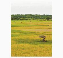 a wonderful Guinea-Bissau landscape Baby Tee