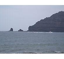 Punta Fariones, Lanzarote, Canary Islands Photographic Print