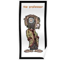 the guinea pig murders 4: professor wimbly... Poster