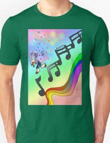 Musical Staircase  Unisex T-Shirt