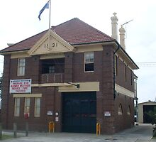 Narrabeen 68 Fire Station by roybob