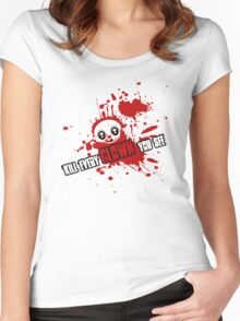 Kill Every Clown Women's Fitted Scoop T-Shirt