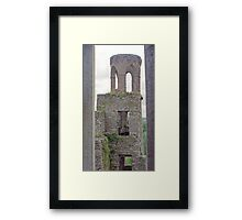 Tower, Blarney Castle Framed Print