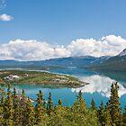 Yukon Landscape by Bryan Minnear