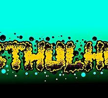 Cthulhu Ocean  by Pete Janes
