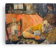 """Depression"" Canvas Print"