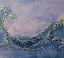 Waves by JVandebrooke