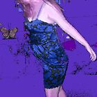 Dancing in the Purple Rain by Alison Pearce