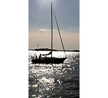 Harbor Islands, Boston Photographic Print