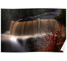 Taquamenon Falls Front Poster