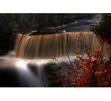 Taquamenon Falls Front Photographic Print