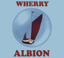 The Wherry Albion'... T-Shirt