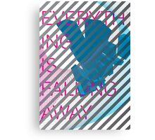Everything is Falling Away v3.0 Canvas Print