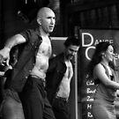 Brazilian Dancers by Andrew  Makowiecki