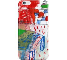all my carpet is red iPhone Case/Skin