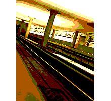 Virginia Square Metro Photographic Print