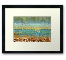 Incoming Waves Framed Print