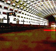 Virginia Square Metro II by mnkreations