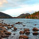 &#x27;Jordan Pond and the Bubbles&#x27; by Scott Bricker