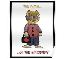 the guinea pig murders 5: the victim... or the murderer? Poster
