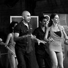 Brazilian Dancers 2 by Andrew  Makowiecki