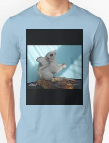 Elliot the handicapped white Squirrel  - but nobody has told him T-Shirt