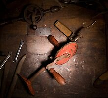 Furniture Maker Stills No. 4 by Toky Photography