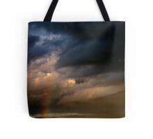 rainbow dusk Tote Bag