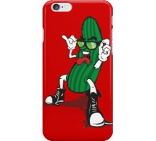 Cool Cucumber iPhone Case/Skin