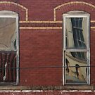 Two Windows  by Susan Russell