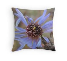 Indigo Sweetness Throw Pillow