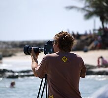 16mm Movie Maker - Quicksilver Pro - Snapper Rocks by Anthony Wilson