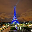 Xmas in Paris by Florence Berluteau