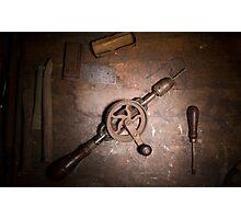 Furniture Maker Stills No. 12 Photographic Print