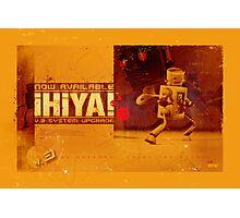 iHiYA! V.3 Photographic Print