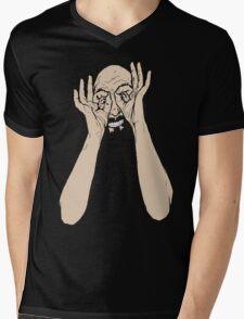 Peeping Tom Mens V-Neck T-Shirt