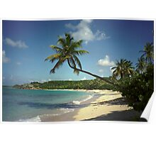 Galley Bay, Antigua Poster