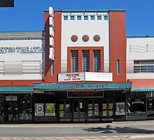 Art Deco Astor Theatre, Mt Lawley by Ian Ker