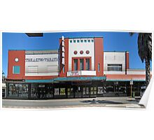 Art Deco Astor Theatre, Mt Lawley Poster
